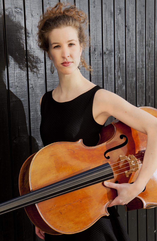 cellodocente Isabelle Gouder de Beauregard